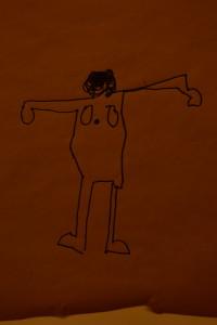 Wir Leben Zeichnung 2